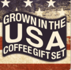 Grown in the USA Coffee Gift Set